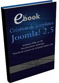 livre creation template joomla 2.5